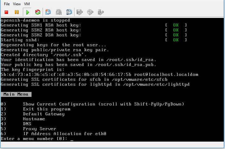 powerchute network shutdown configureren 4