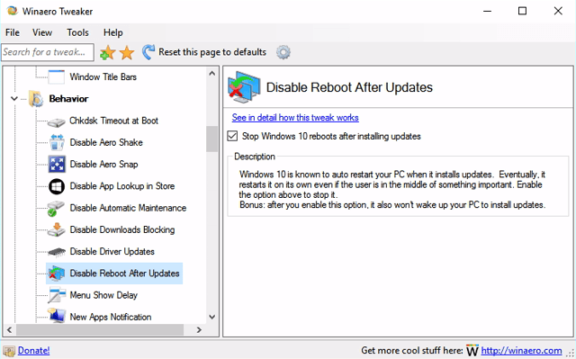 Windows 10 Gebruiksvriendelijker maken zonder irraties 9