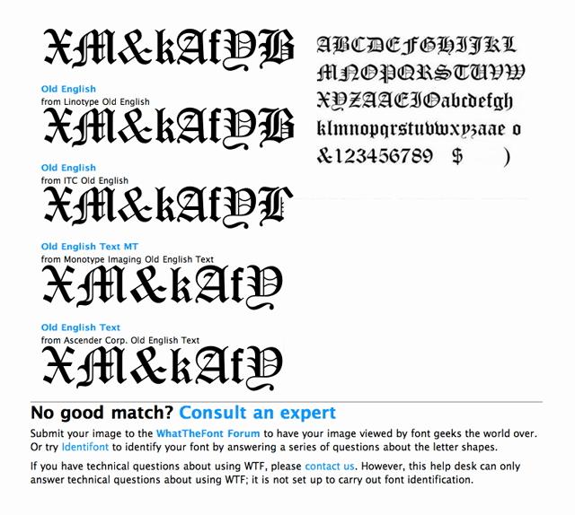 lettertypes beheren in Windows 11