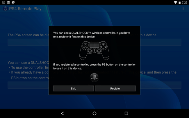 ps4 second screen 4