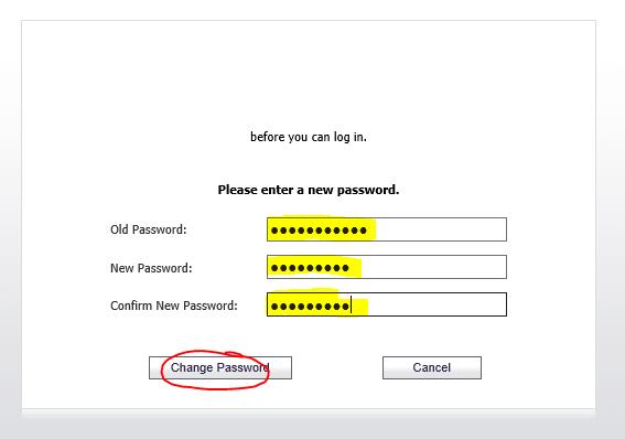 SonicWall password change werkt niet ssl vpn 11