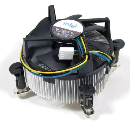 hoe zit een computer in elkaar - cpu fan