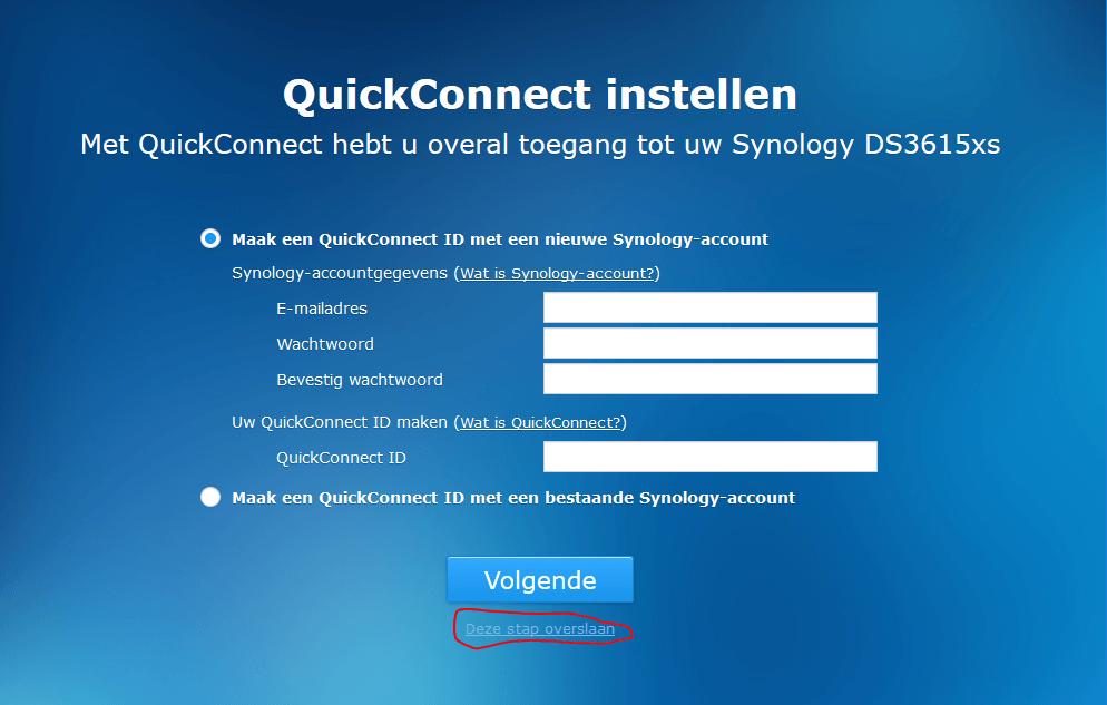 xpenology installeren op een computer 13