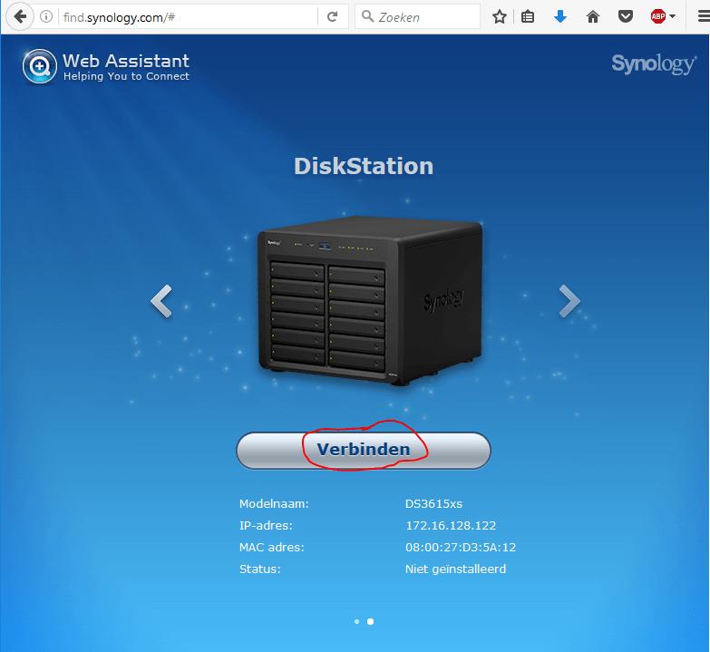 xpenology installeren op een computer 3
