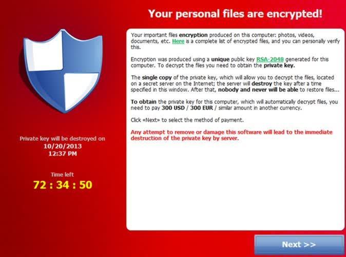 Wat te doen bij besmetting van ransomware 02