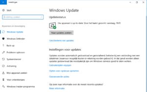 Windows handmatig updaten – hoe doe je dat ?