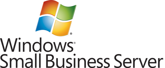 Microsoft Small Business Server Logo L