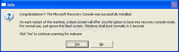 5-recovery-console-installed
