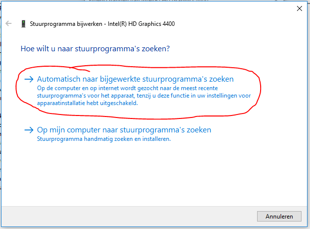 apparaat-beheer-windows-update