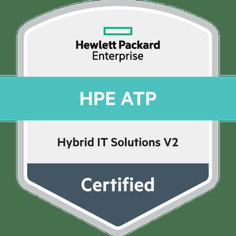 HPE0-V14 Badge
