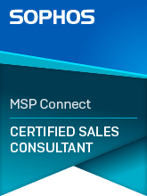 Sophos MSP Connect Badge