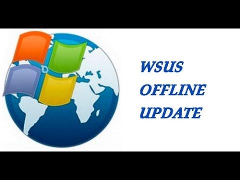 wsus offline update artikel logo