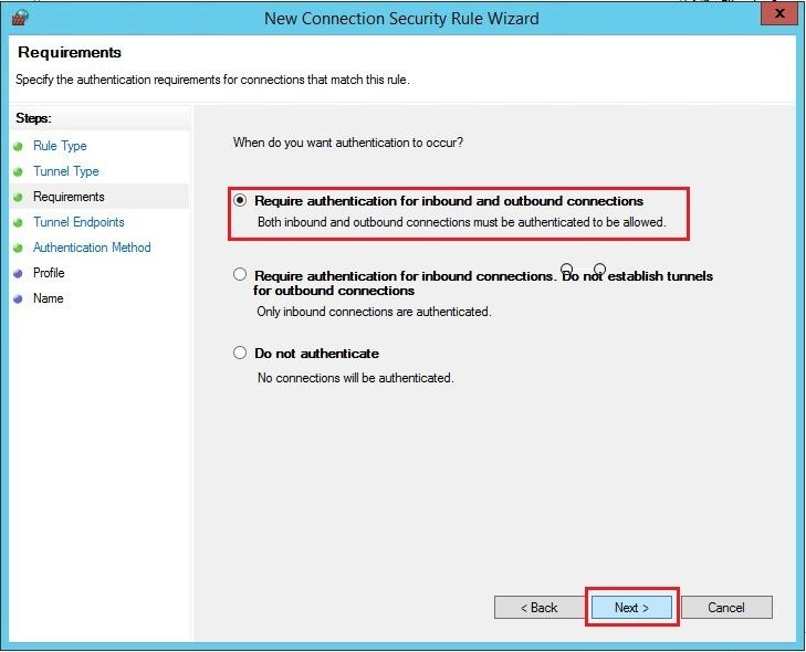 Sonicwall site2site vpn server 2012r2 22