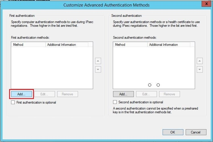 Sonicwall site2site vpn server 2012r2 27