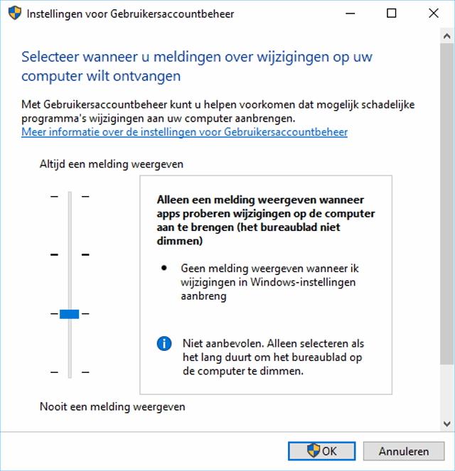 Windows 10 Gebruiksvriendelijker maken zonder irraties 8