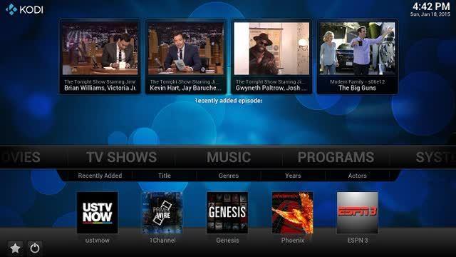 Live TV bekijken met Kodi article logo