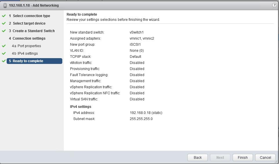 iSCSI Port Binding configureren in VMware vSphere 6 - 6