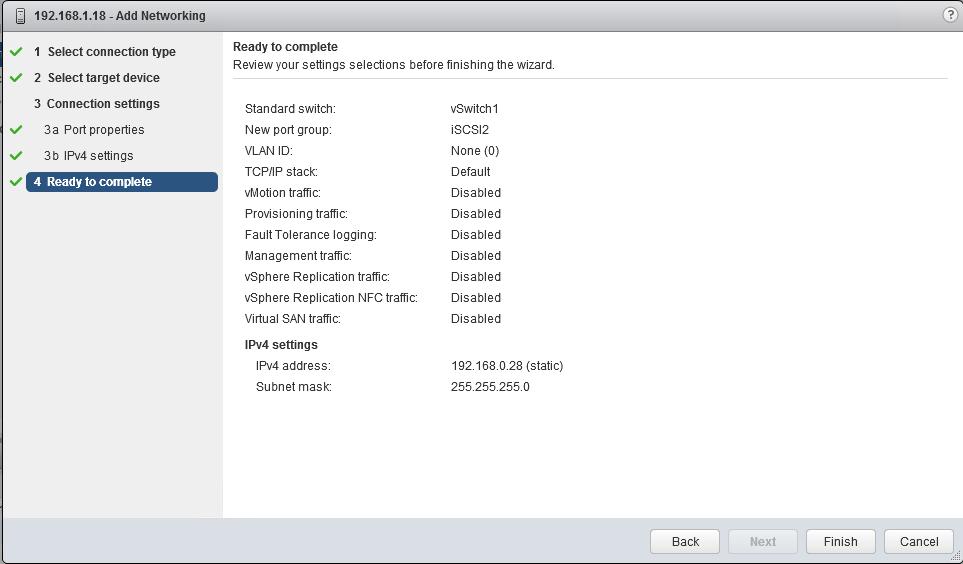 iSCSI Port Binding configureren in VMware vSphere 6 - 7