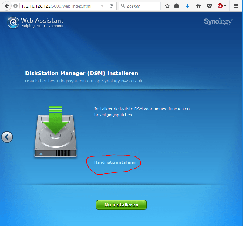 xpenology installeren op een computer 5