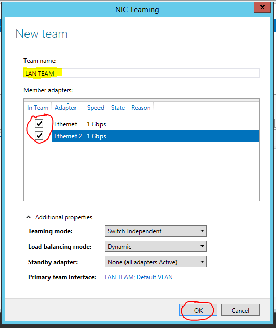 Server 2012 NIC Teaming setup 03