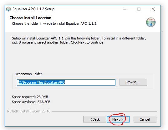 Equalizer in windows 03