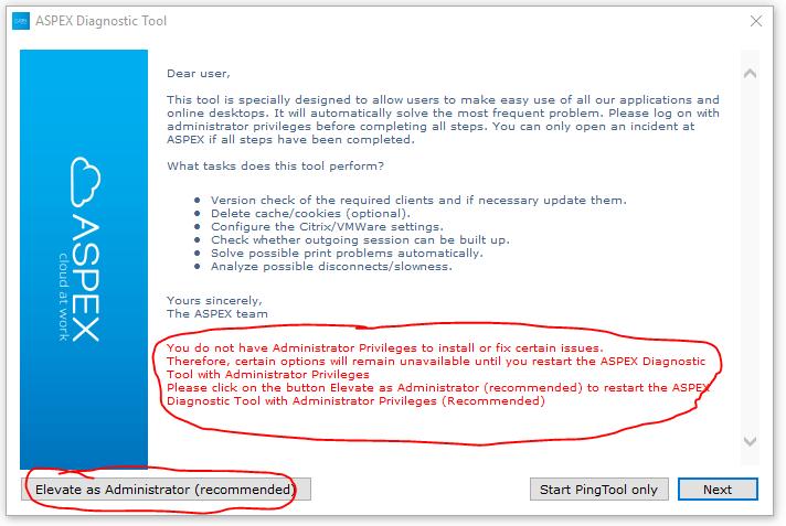 aspex tool installeren 01