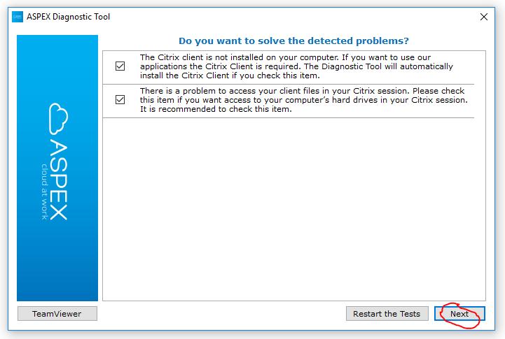 aspex tool installeren 05