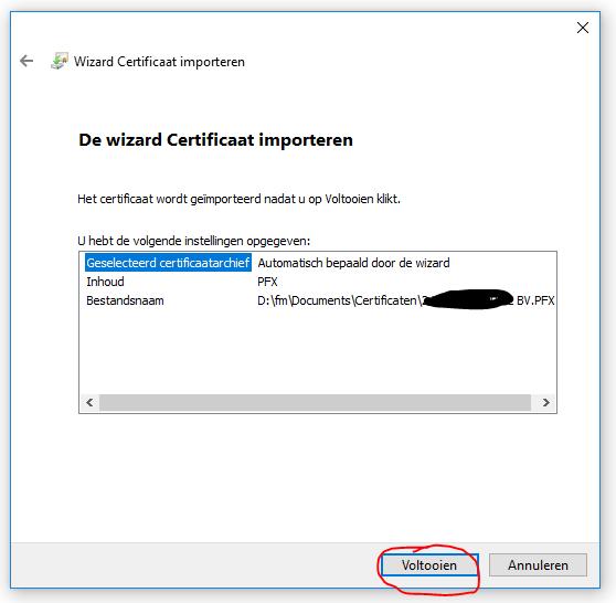 protime pronet proteam installeren en configureren 05