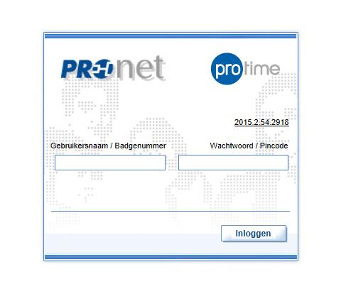 protime pronet proteam installeren en configureren 09