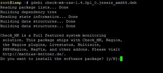 Check_mk upgraden naar nieuwe versie 03