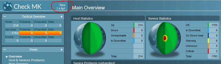 Check_mk upgraden naar nieuwe versie 07