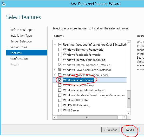 Outlook verfijnd zoeken knoppen niet te selecteren 03