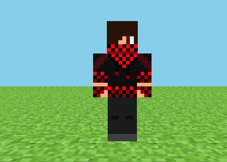 Minecraft skin veranderen 09