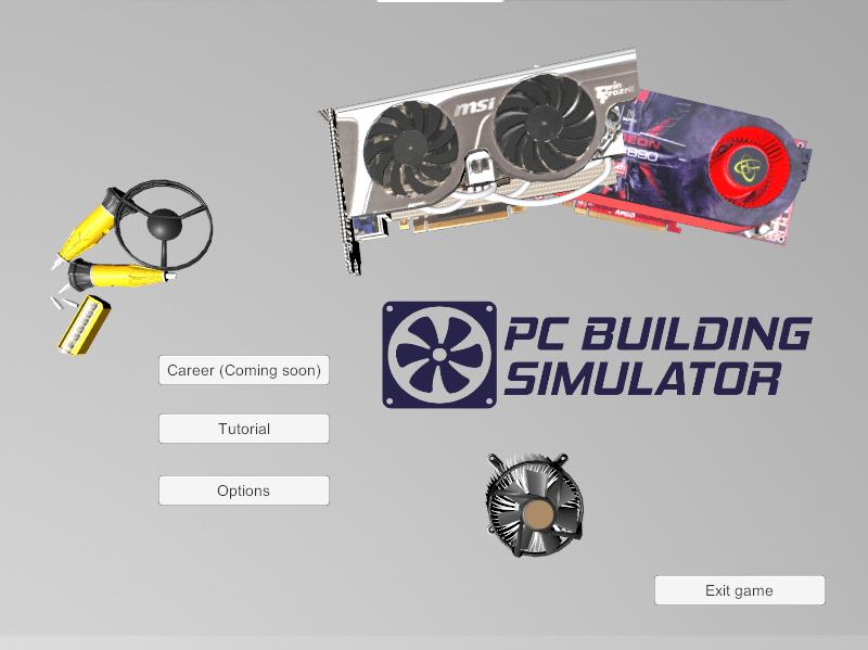 Virtueel een PC bouwen met PC Building Simulator 01