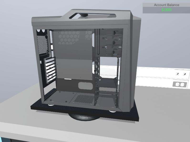 Virtueel een PC bouwen met PC Building Simulator 03