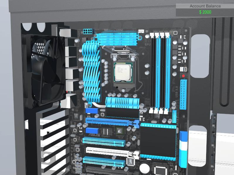 Virtueel een PC bouwen met PC Building Simulator 06