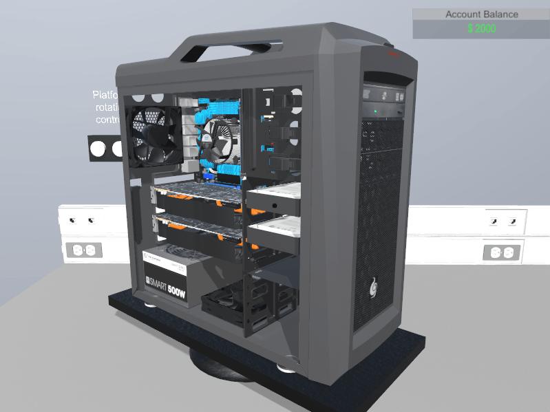 Virtueel een PC bouwen met PC Building Simulator 09