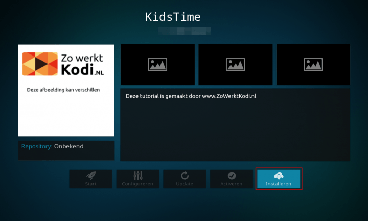 KinderTube in Kodi installeren 17