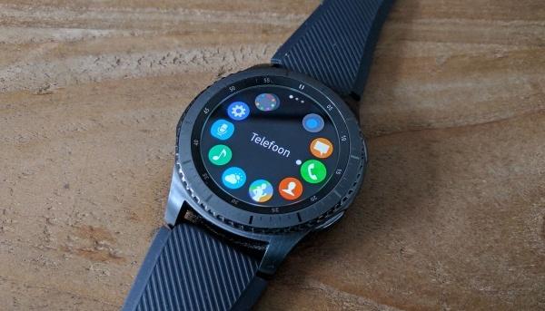 Samsung Gear S3 Classic en Gear S3 Frontier krijgen Tizen 3 logo