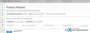 Updaten en patchen van ESXi Free – handleiding