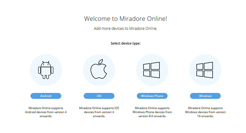 Miradore Mobile Device Management 02
