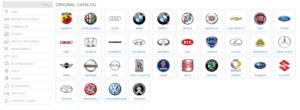 Auto onderdelen zoeken