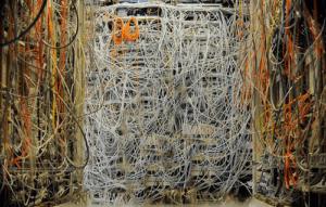 Als Cable Management een kunst wordt