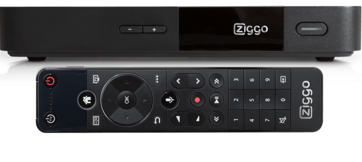 Ziggo Connectbox En Mediabox Next