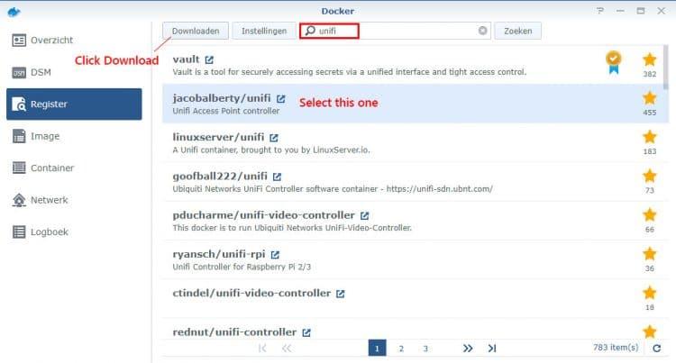 Unifi Controller Docker 2