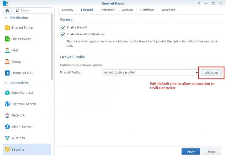 Unifi Controller Docker 9