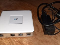 Unifi Security Gateway 1