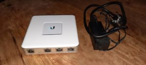 Aangeboden : Ubiquiti Unifi Security Gateway