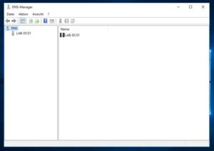 Windows Server DNS Logging aanzetten