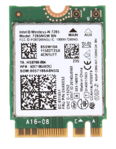 Intel AC 7265 NGW – Geen Bluetooth connectie meer